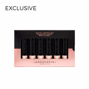 Matte Lipstick - 6 Pc Set Mini
