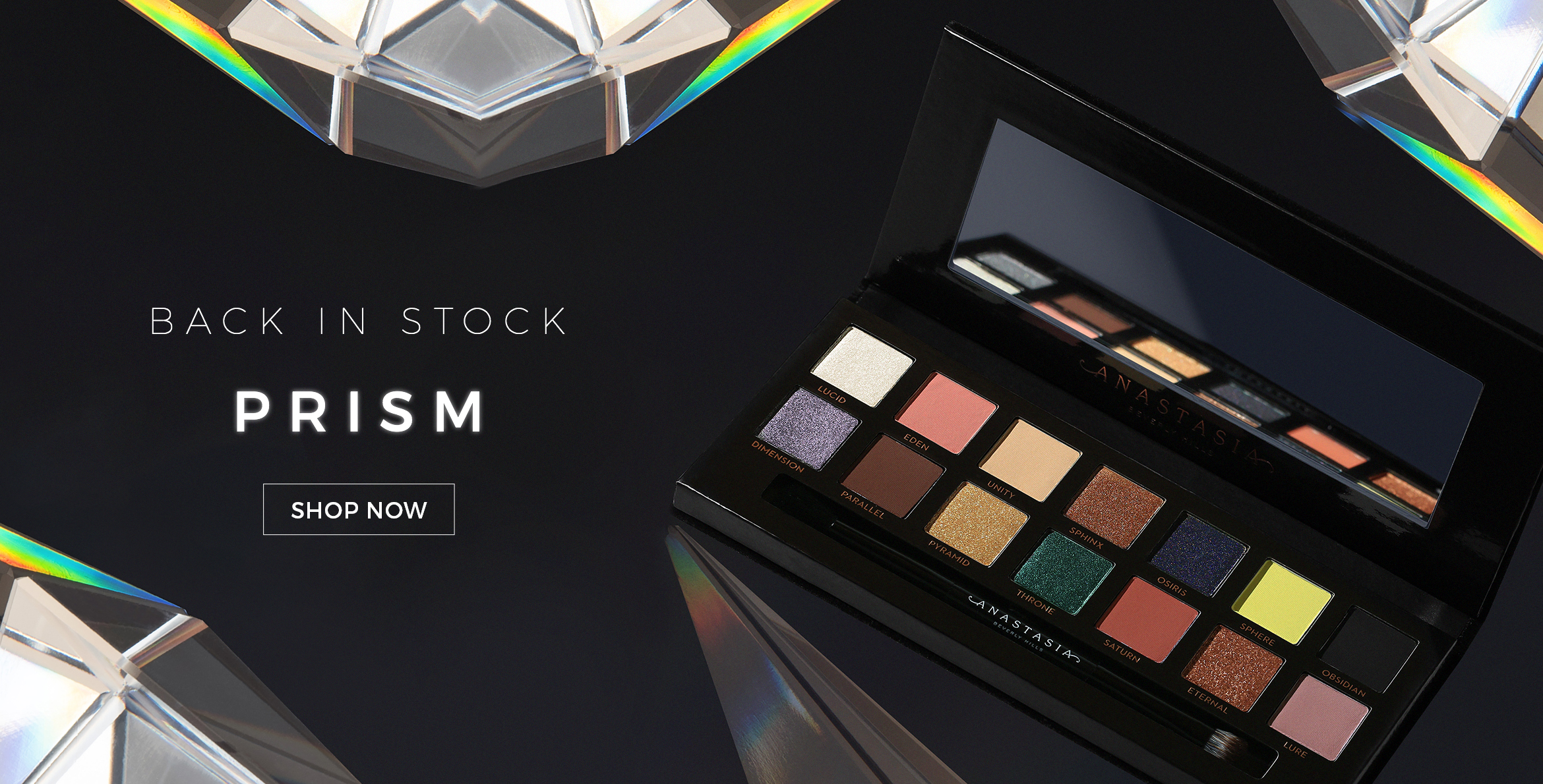 Prism Back in Stock