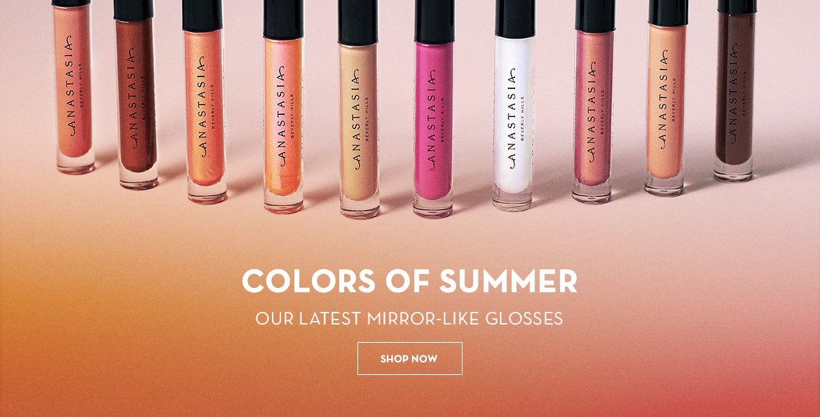 Colors of Summer - Lip Gloss