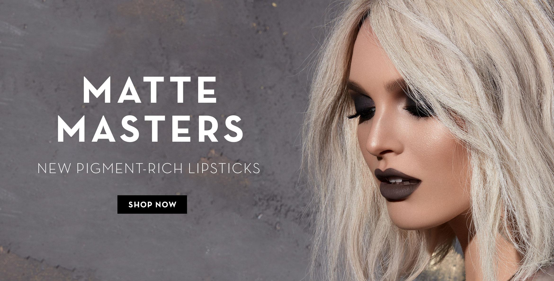Matte Masters - New Matte Lipstick