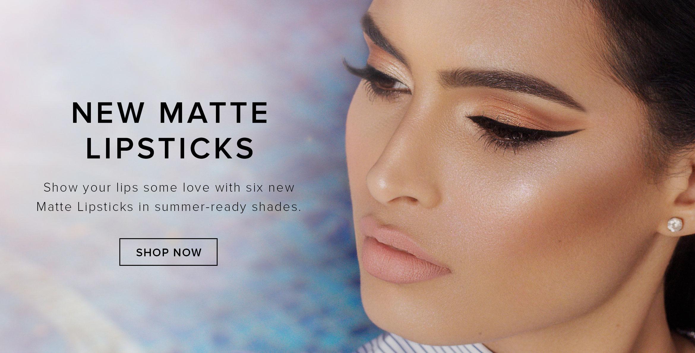 Matte Lipstick - New Shades!