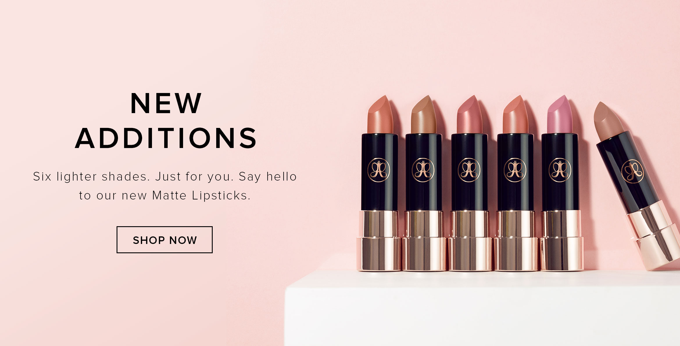 Matte Lipstick - New Shades!