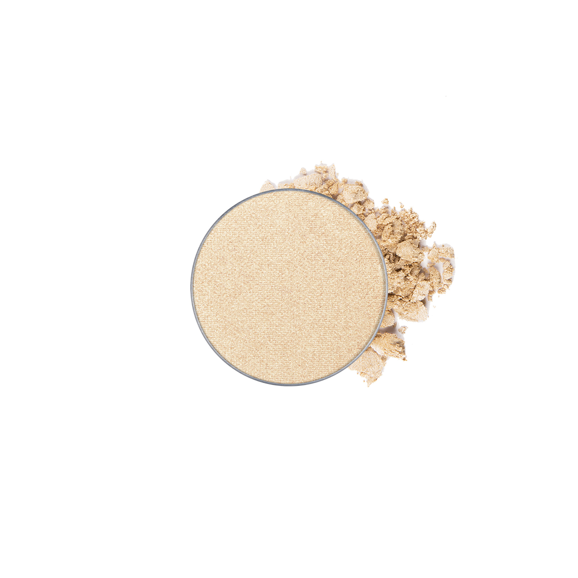 Eye Shadow Singles - Soft Gold