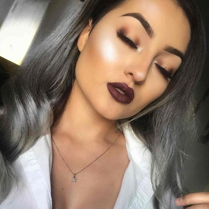 Explore the Matte Issues by @baedyxo featuring Moonchild Glow Kit
