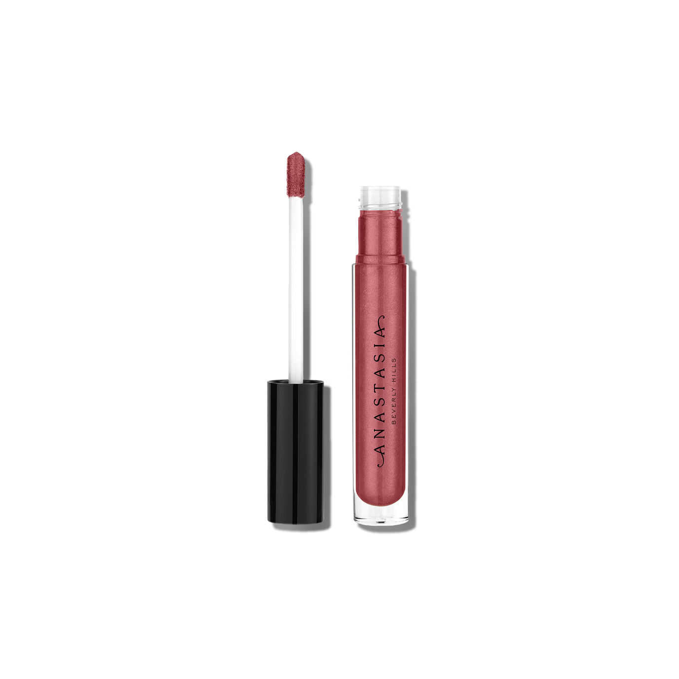 Lip Gloss - Metallic Rose