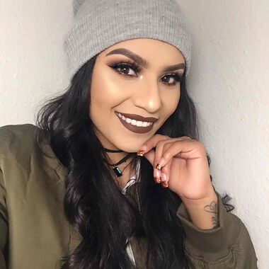 Explore the Bittersweet Lips by @tellolemus featuring Subculture Eye Shadow Palettenull