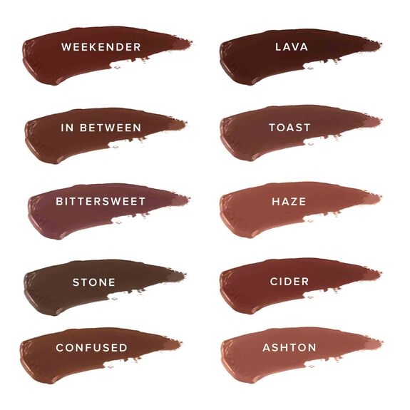 Liquid Lipstick 10-Piece Collection - Deep Neutrals