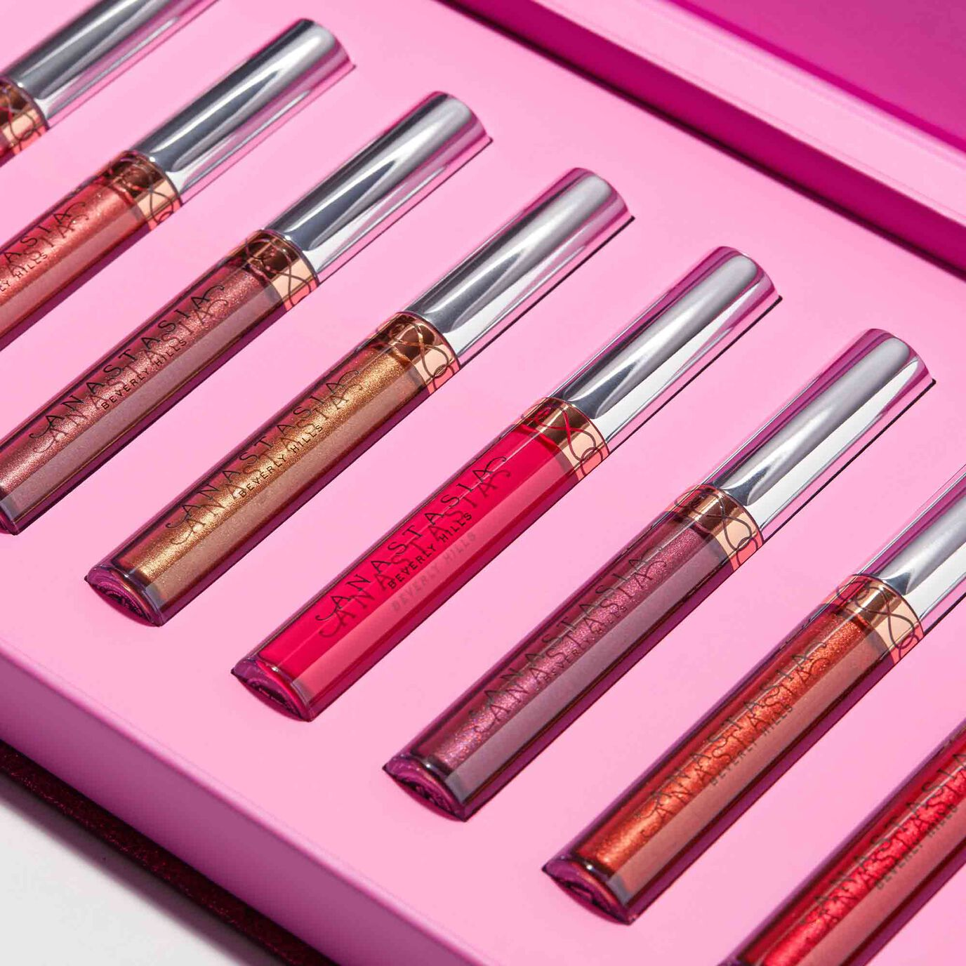 Holiday Liquid Lipstick Set