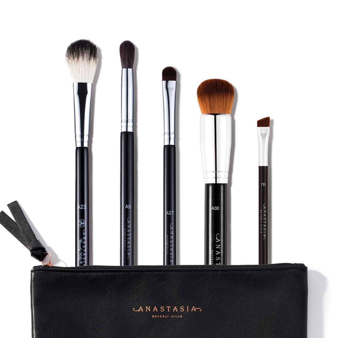 Makeup Routine Essential Brush Kit
