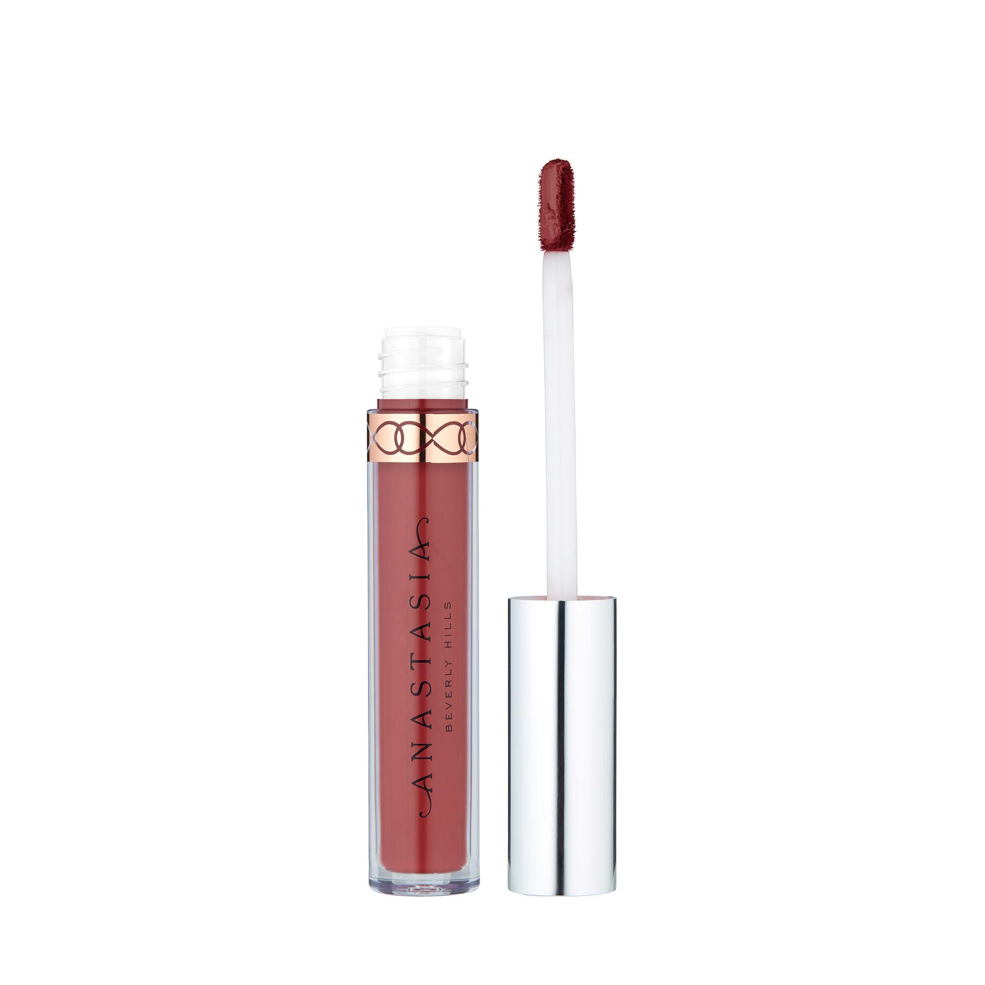 Liquid Lipstick Long Wearing Matte Formula Anastasia