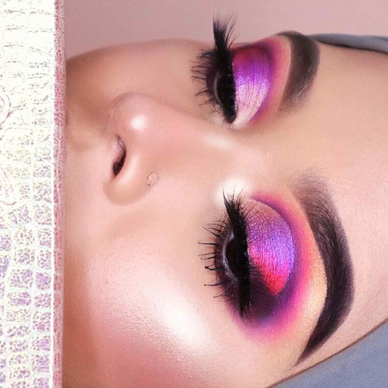 Explore the Princess Looks by @IslamShabiha featuring Jackie Aina Palette