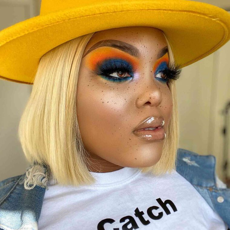 Explore the Vacation Glam by @heelsandbrushes featuring NORVINA® Pro Pigment Palette Vol. 2