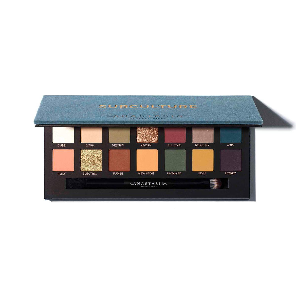 Subculture Eyeshadow Palette   Eye Palettes - Anastasia Beverly Hills