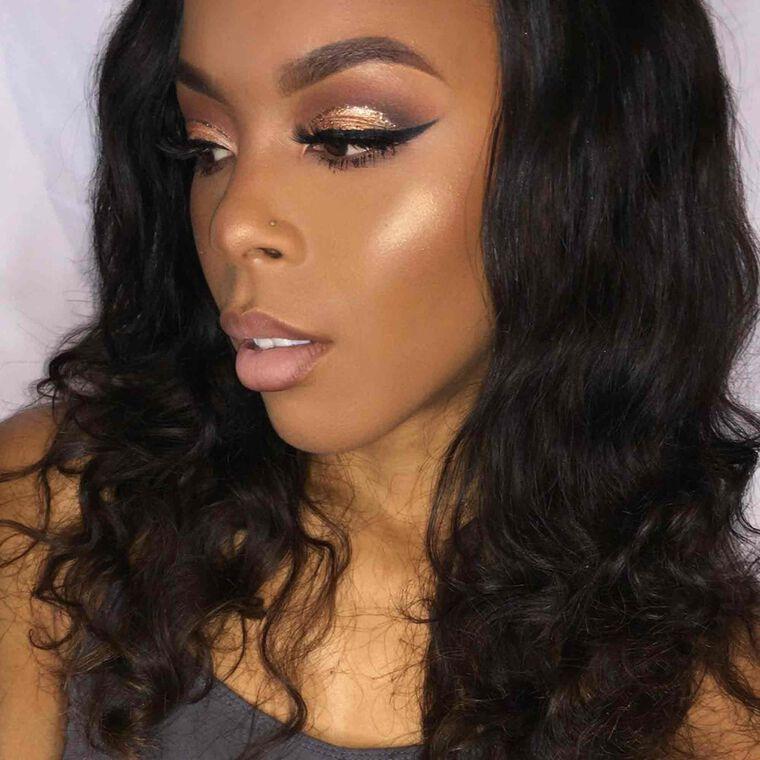 Explore the Glam Bronze by @watchciwork featuring Soft Glam Eyeshadow Palette