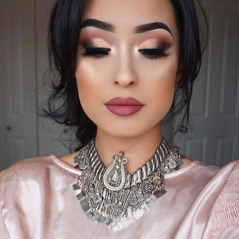 Explore the Glitz n Glam by @cherryliicious featuring Matte Lipstick - Dead roses