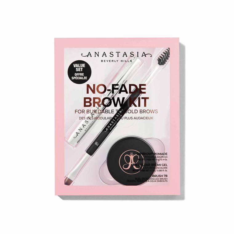 No-Fade Brow Kit - Soft Brown
