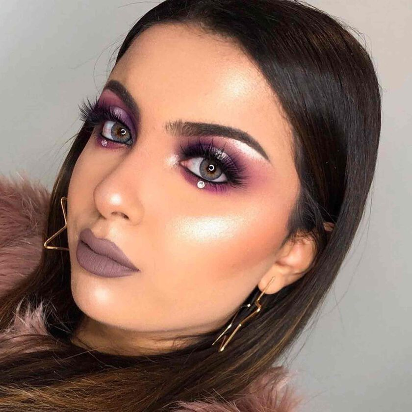 Explore the Stargazing by @kerminaxtadros featuring Subculture Eye Shadow Palette