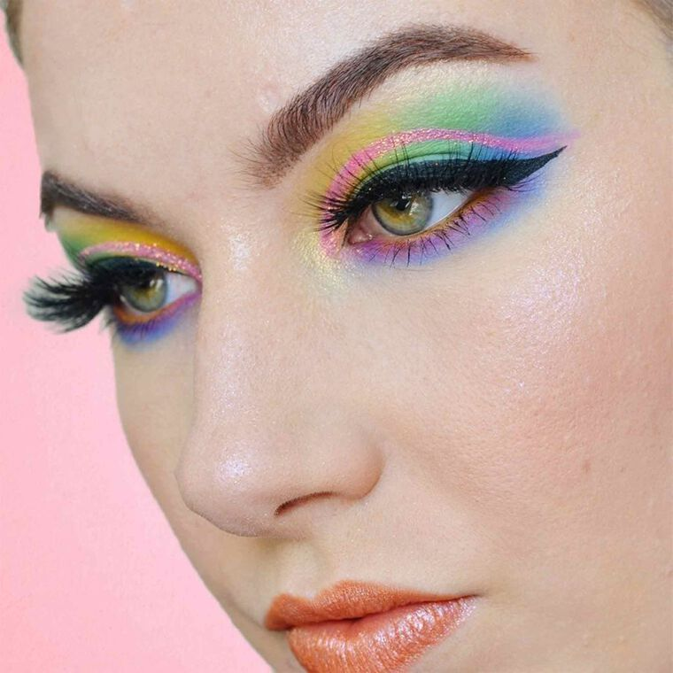Explore the Spring Pastels by @kelsey93maher featuring Luminous Foundation - 160C