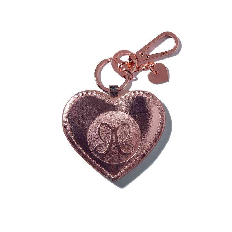 ABH Pink Heart Keychain