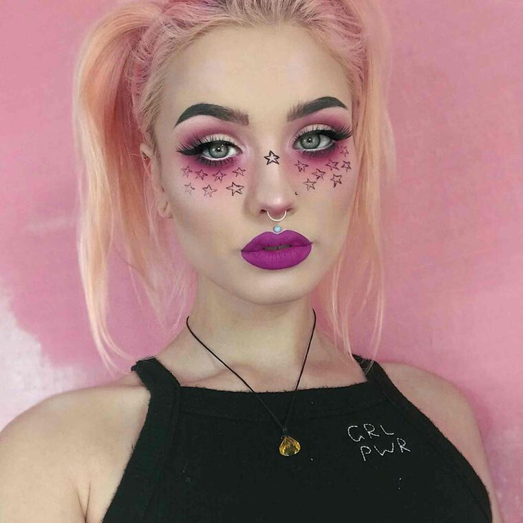 Explore the Starlet by @sn0ok featuring Liquid Lipstick - Madison