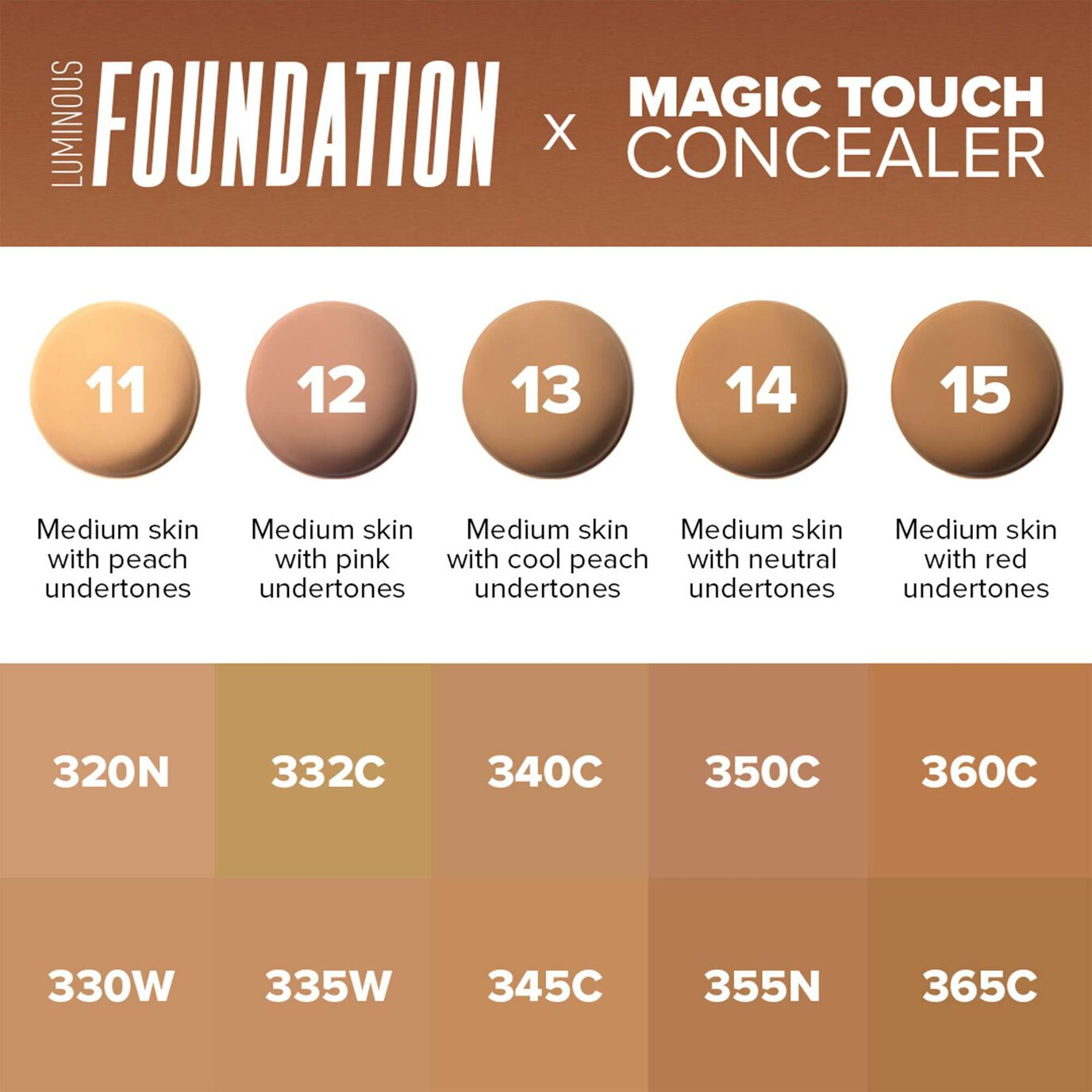 Magic Touch Concealer - Shade 14