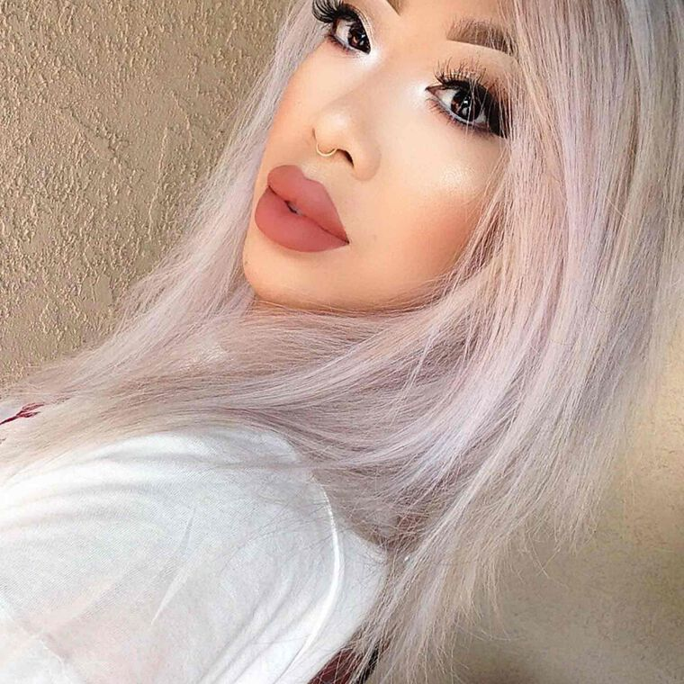 Explore the All Peachy by @karissa_hernandez featuring Liquid Lipstick - Ashtonnull