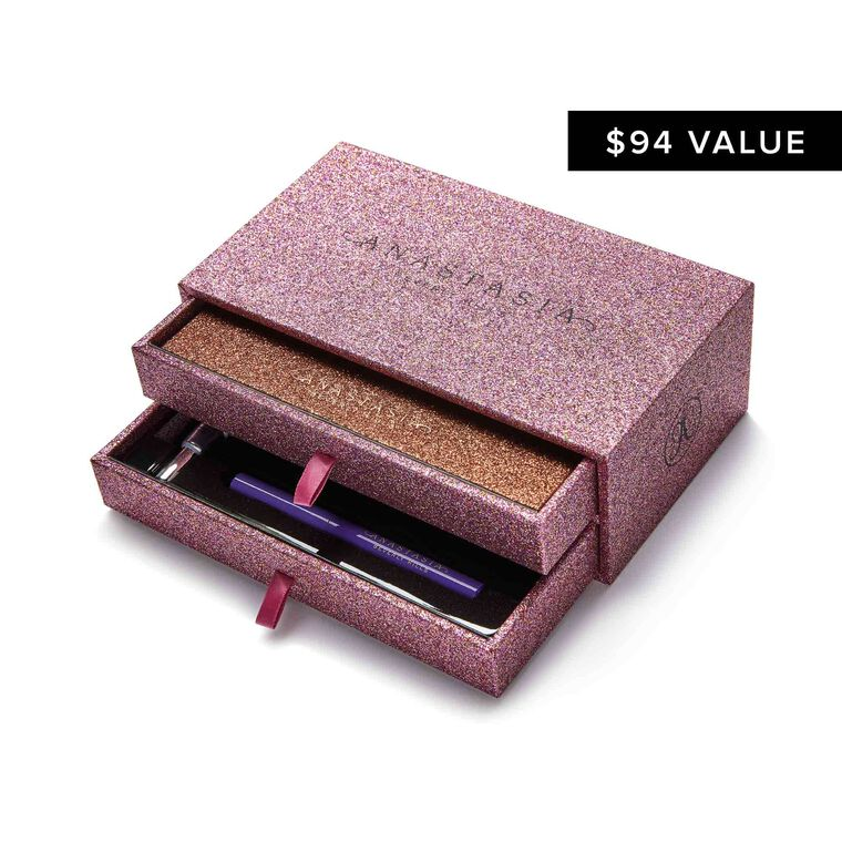 Sultry Eyeshadow Palette Vault