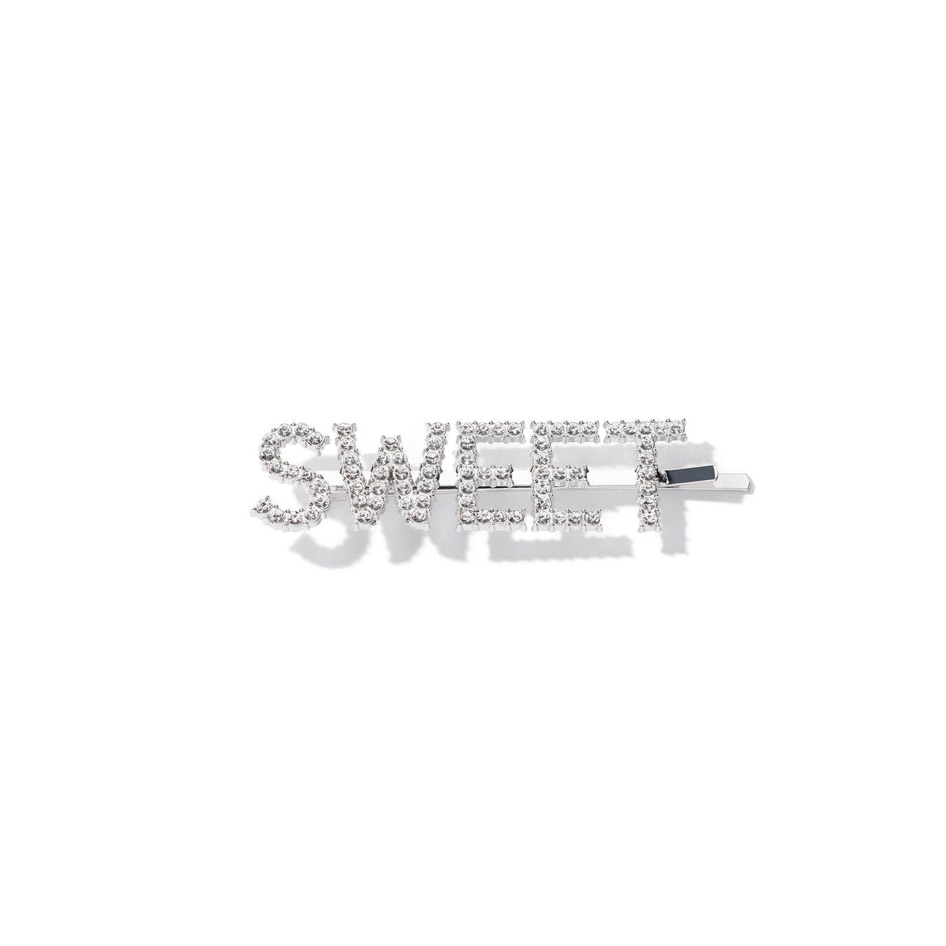 ABH Glam Hairpins - Silver Rhinestone Sweet