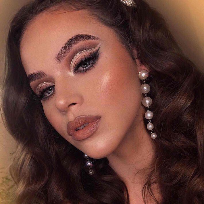 undefinedMatte Lipstick - Peachy