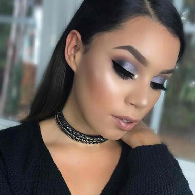 Explore the New Dimension by @patryyciah featuring Brow Powder Duo - Dark Brownnull
