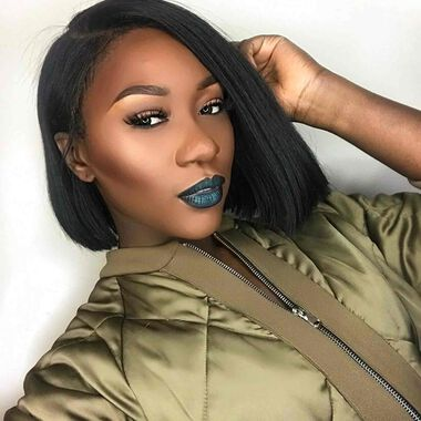 Explore the Requiem Tease by @gbbeautees featuring Brow Wiz® - Ebonynull