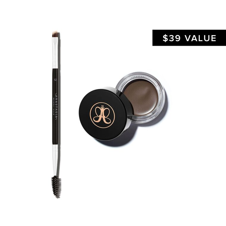 DIPBROW® Pomade + Brush 12