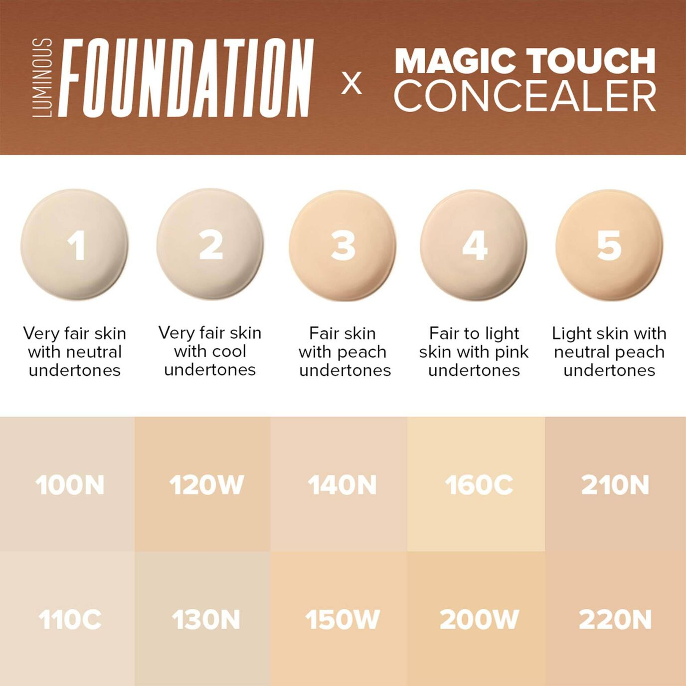 Magic Touch Concealer - Shade 5