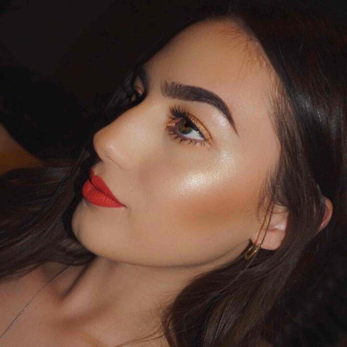 undefinedLiquid Lipstick - Strawberry