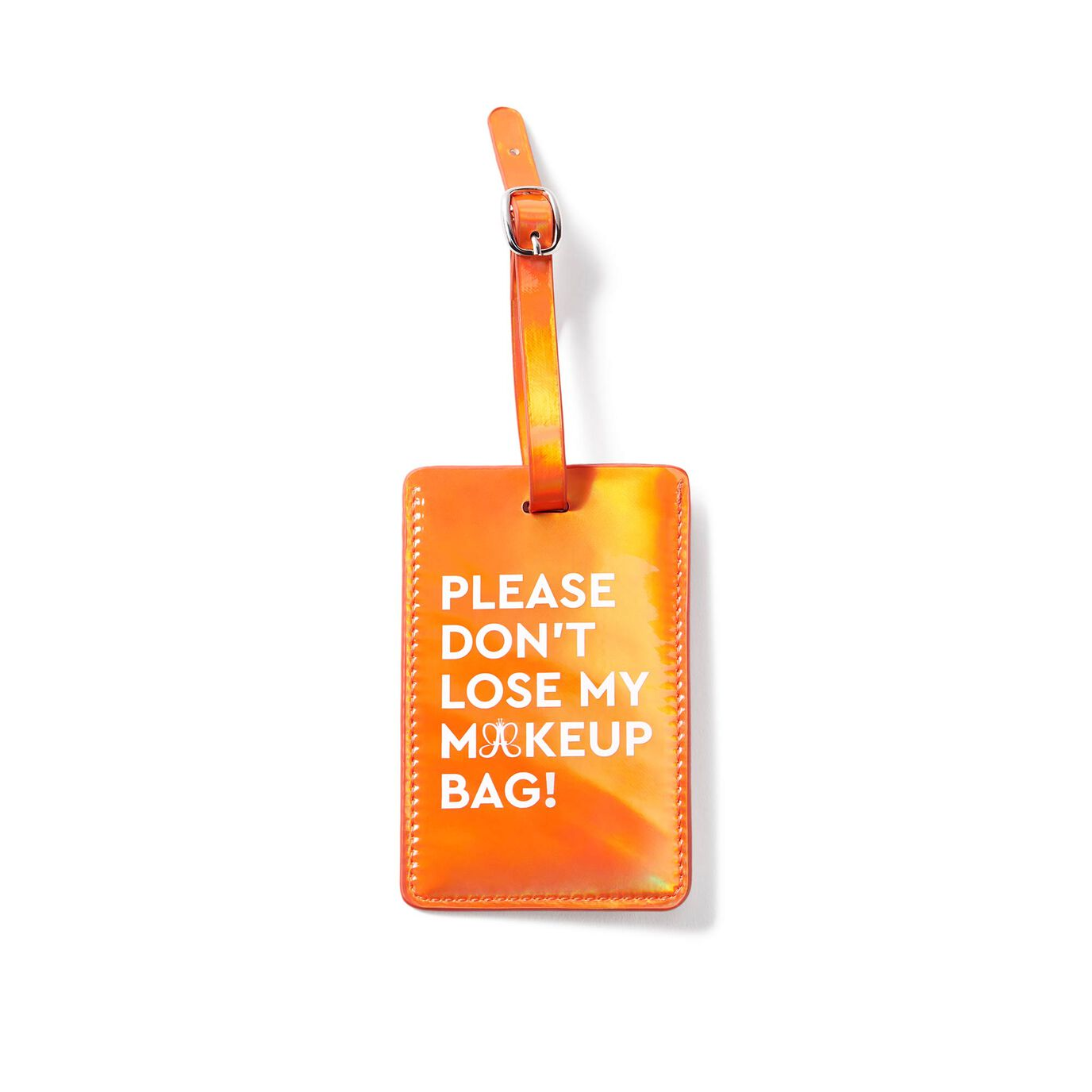 ABH Luggage Tag - Metallic True Orange