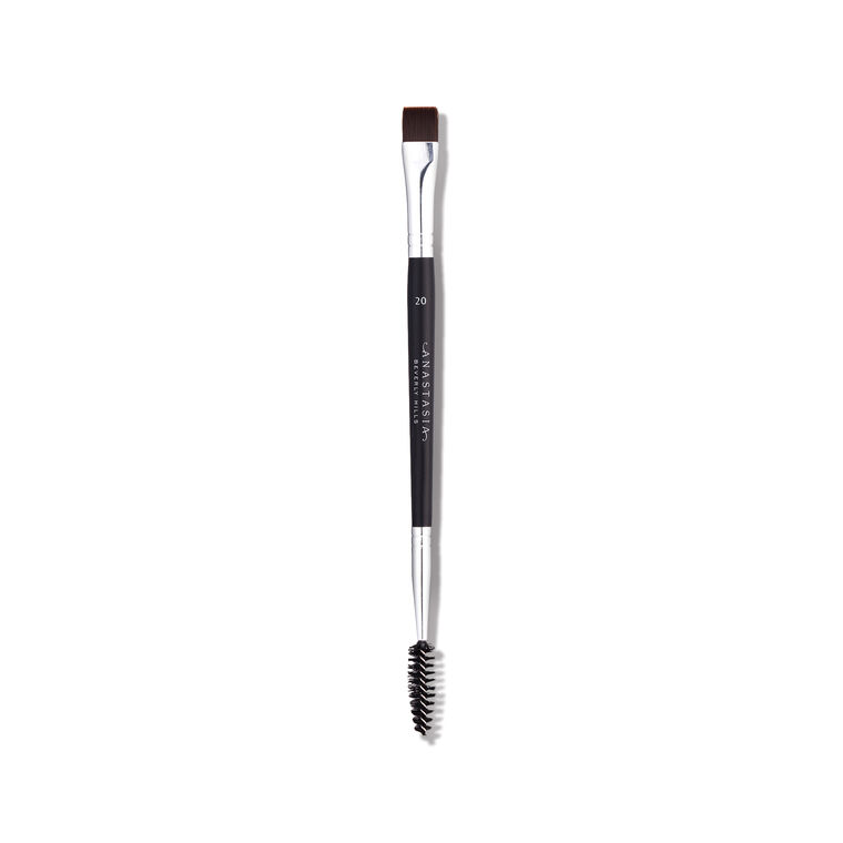 Brush 20 - Dual-Ended Flat Detail Brush