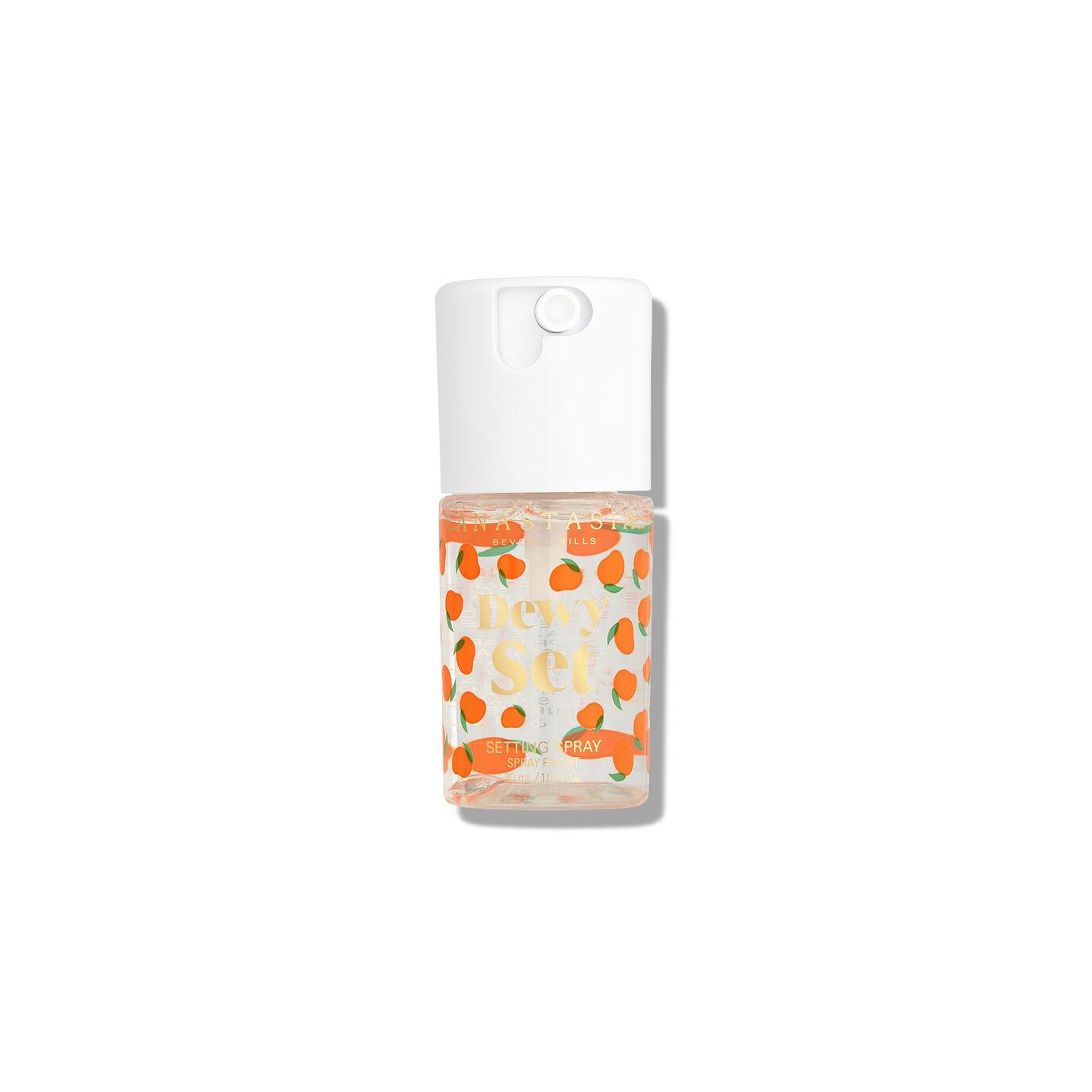 Mini Dewy Set Setting Spray - Mango