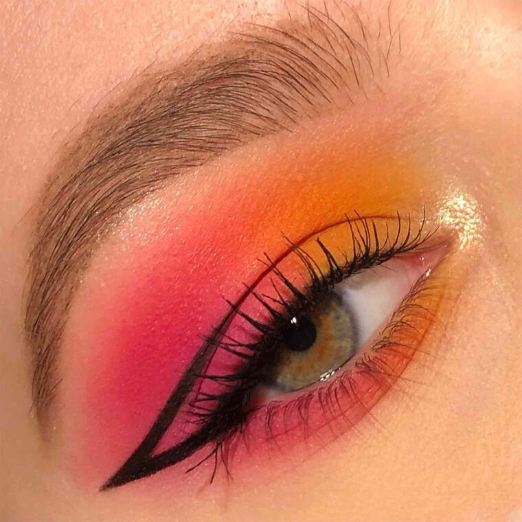 Explore the SunShine by @mkeuptime featuring Brow Wiz® - Soft Brown