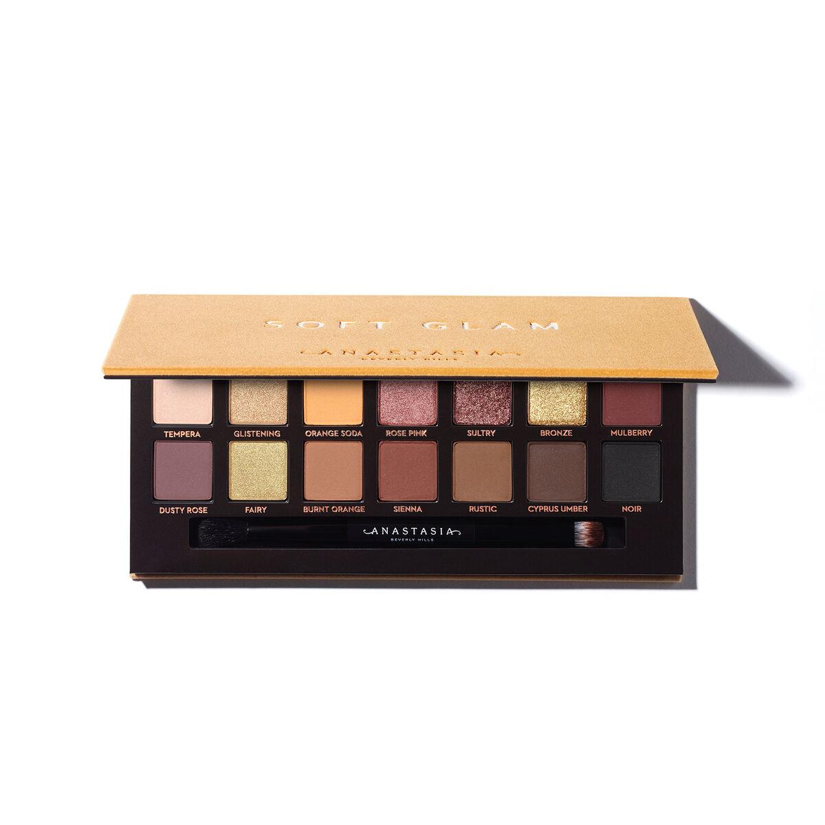 Soft Glam Eye Shadow Palette ...