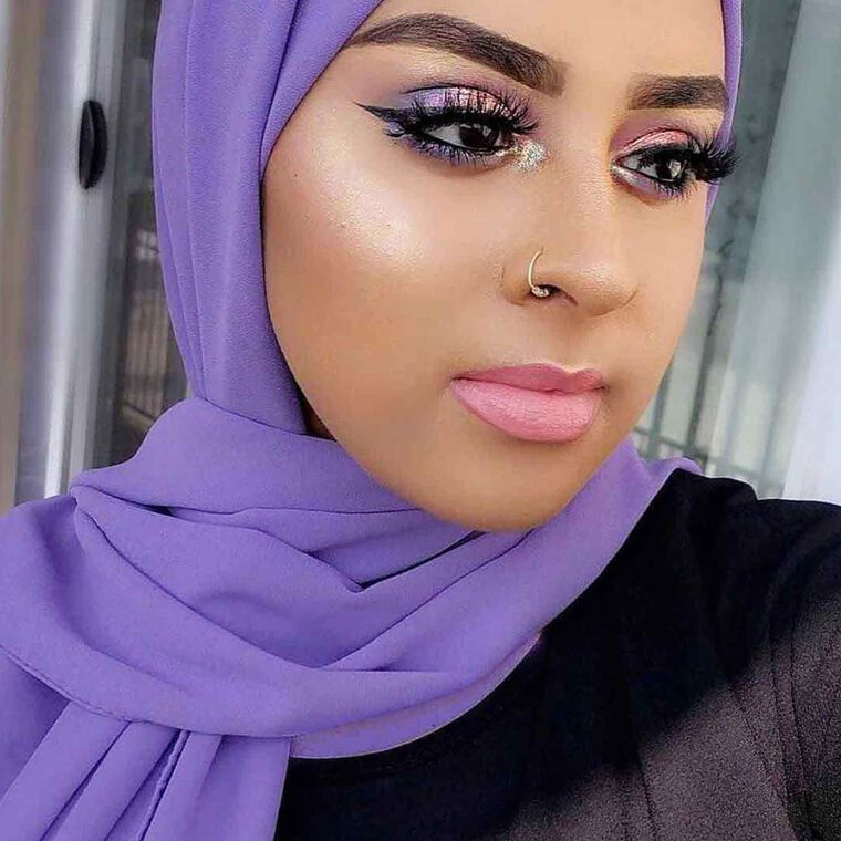 Explore the Purple Crush by @dosabeauty featuring Norvina Eyeshadow Palettenull