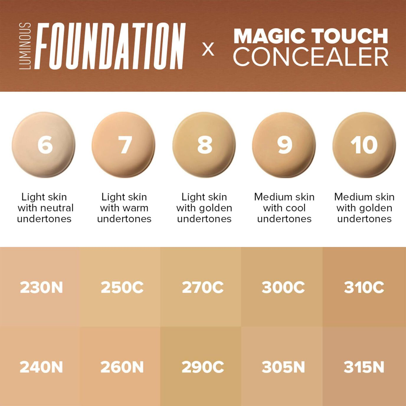 Magic Touch Concealer - Shade 9