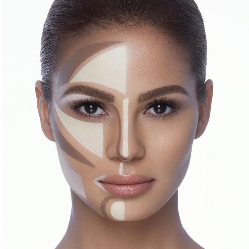 Contour Cream Kit Contouring Makeup Anastasia Beverly Hills