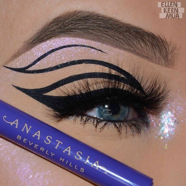 Explore the Liner Artist by @MsEllenMelon featuring Clear Brow Gelnull
