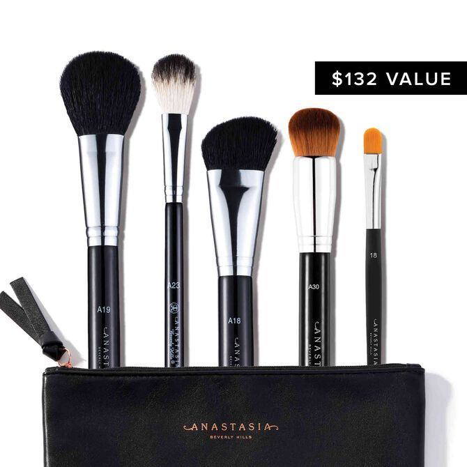 Face Essentials Brush Kit