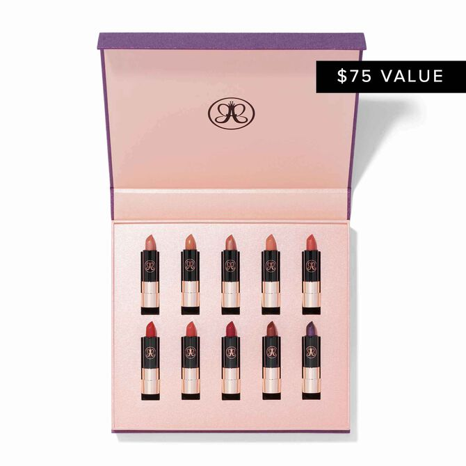 Holiday Mini Matte Lipstick Set