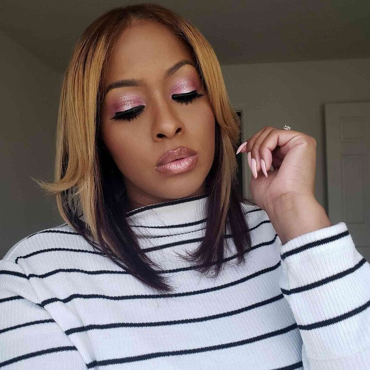 Explore the Tickled Pink by @LadyDHarold featuring Luminous Foundation - 440C