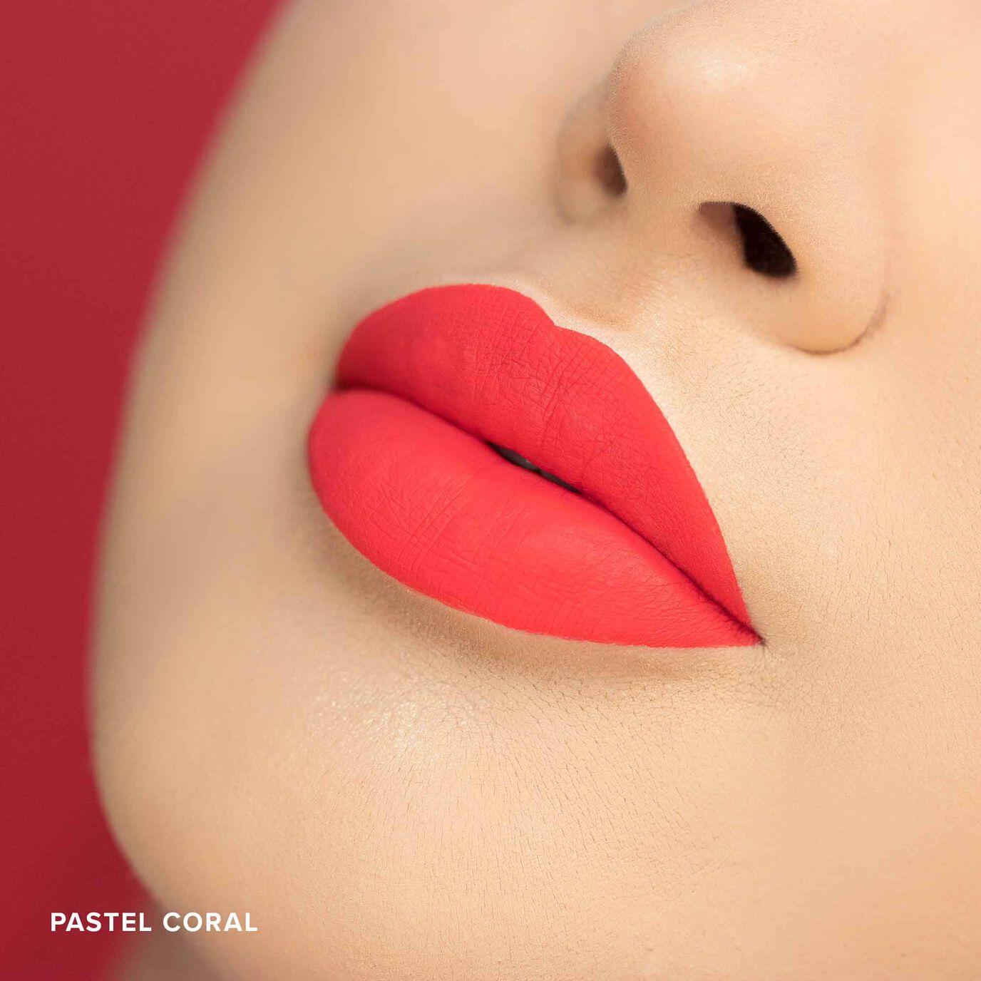Coral Crush Liquid Lipstick Set