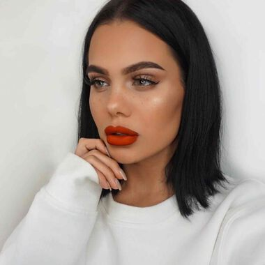 Explore the Hot Lips by @xshyox featuring Liquid Lipstick - Spicynull