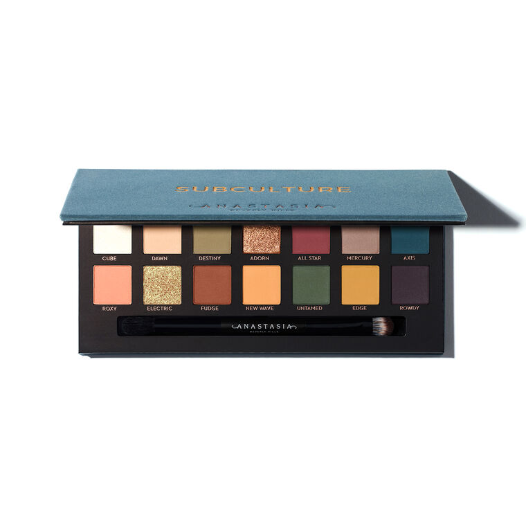 Subculture Eye Shadow Palette