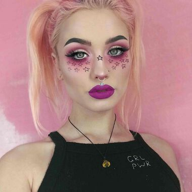 Explore the Starlet by @sn0ok featuring Stick Foundation - Porcelainnull